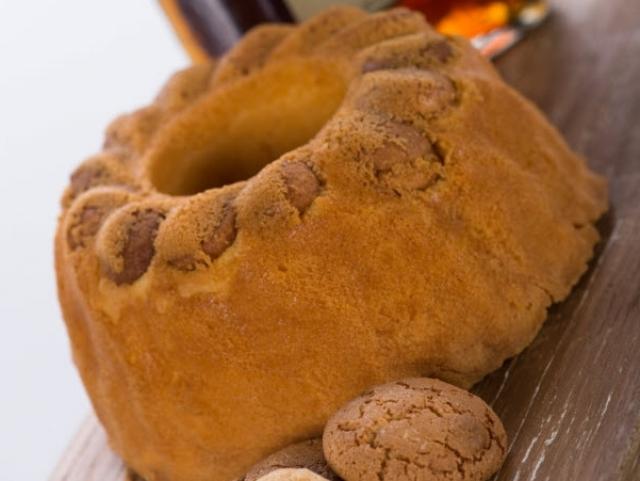 Amaretto Bitterkoekjes tulband